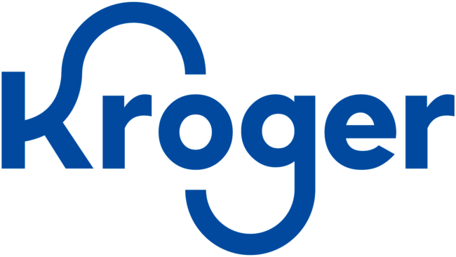 Kroger Logo 2019-heute