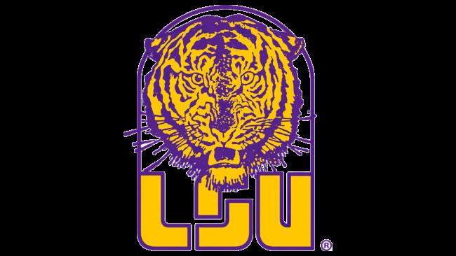LSU Logo 1967-1972