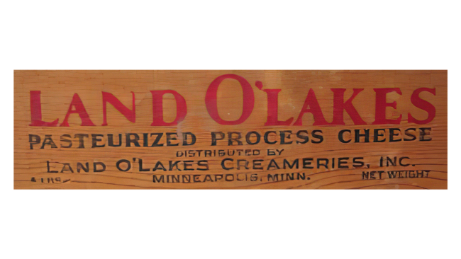 Land O'Lakes Logo 1903-1925
