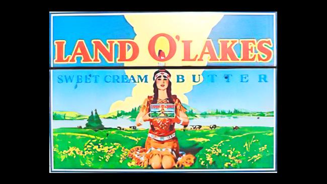 Land O'Lakes Logo 1969-1983