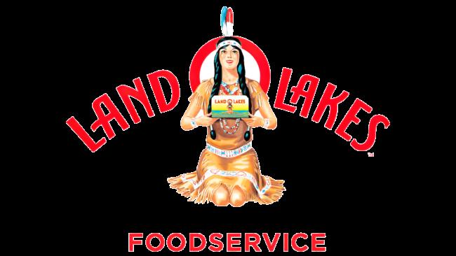 Land O'Lakes Logo 1993-2009