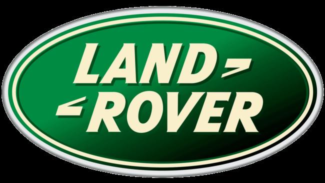 Land Rover Logo 1996-heute