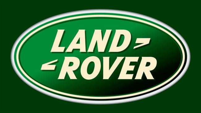 Land Rover Zeichen