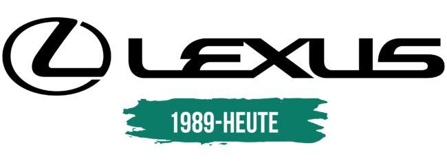 Lexus Logo Geschichte