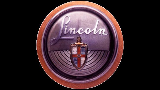 Lincoln (automobile) Logo 1954-1964