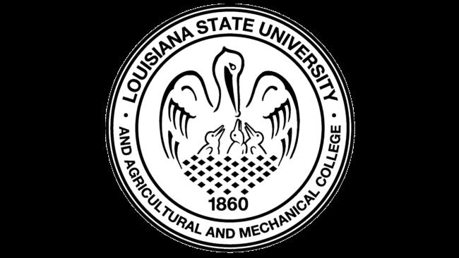 Louisiana State University (LSU) Logo Seal
