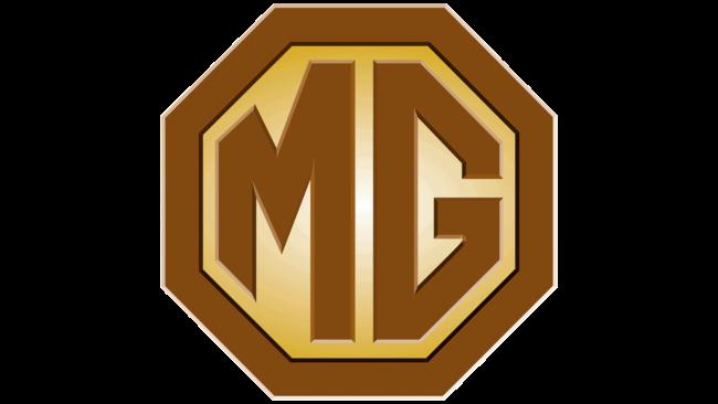 MG Motor Logo 1927-1952