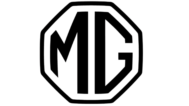 MG Motor Logo 2021-heute