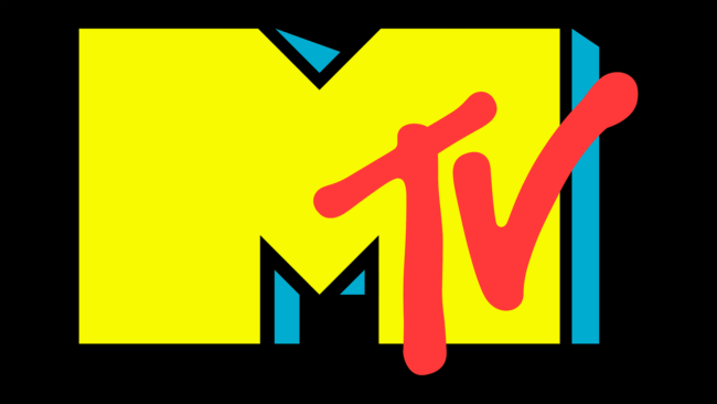 MTV Neues Logo