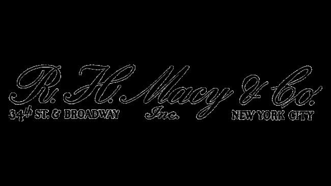 Macys Logo 1920-1932