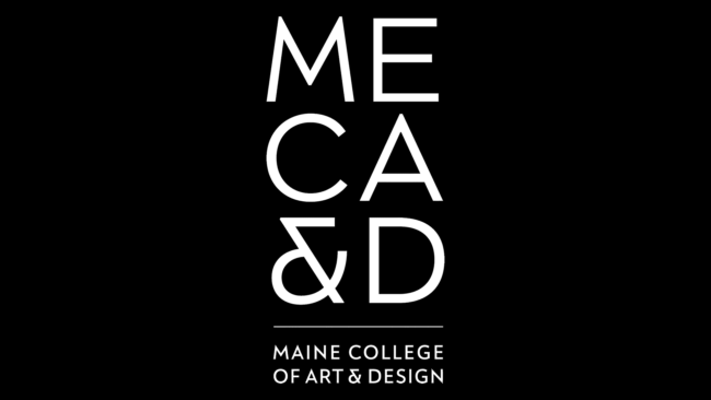 Maine College of Art & Design (MECA&D) Emblem