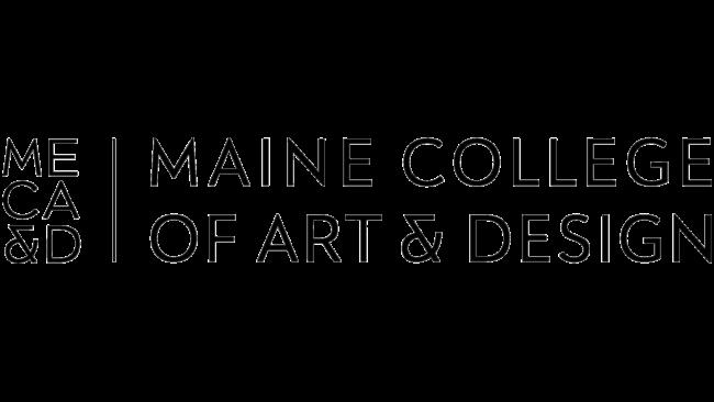 Maine College of Art & Design (MECA&D) Neues Logo