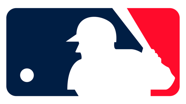 Major League Baseball Logo 2019-heute