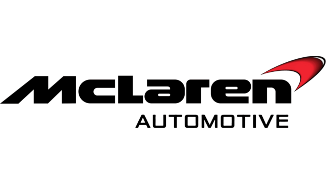 McLaren Automotive Logo 2012-heute