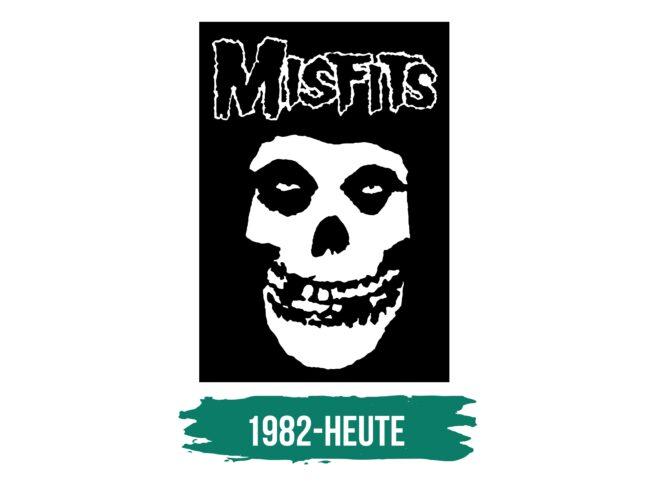 Misfits Logo Geschichte
