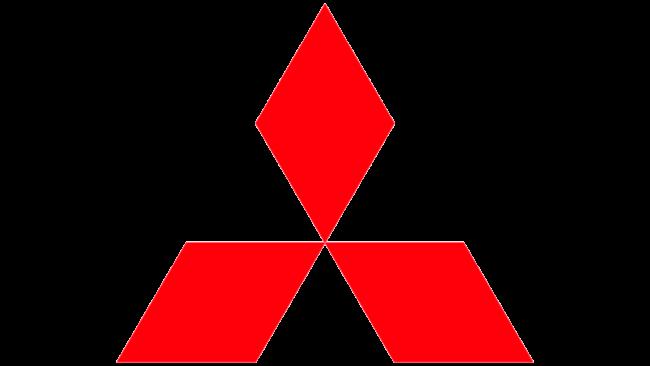 Mitsubishi Logo 1914-heute