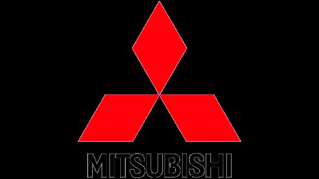 Mitsubishi Logo 1970-heute