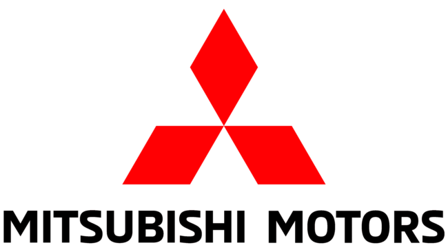 Mitsubishi Zeichen