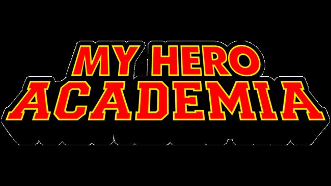 My Hero Academia Logo 2014-heute