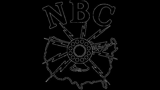 NBC Logo 1926-1931