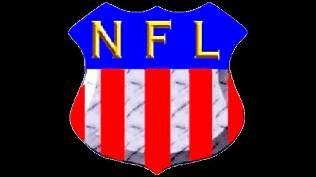 NFL Logo 1920-1929