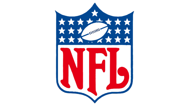 NFL Logo 1962-1983
