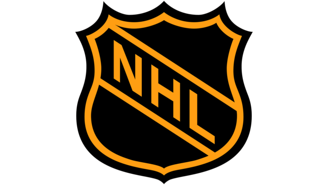 NHL Logo 1946-2005