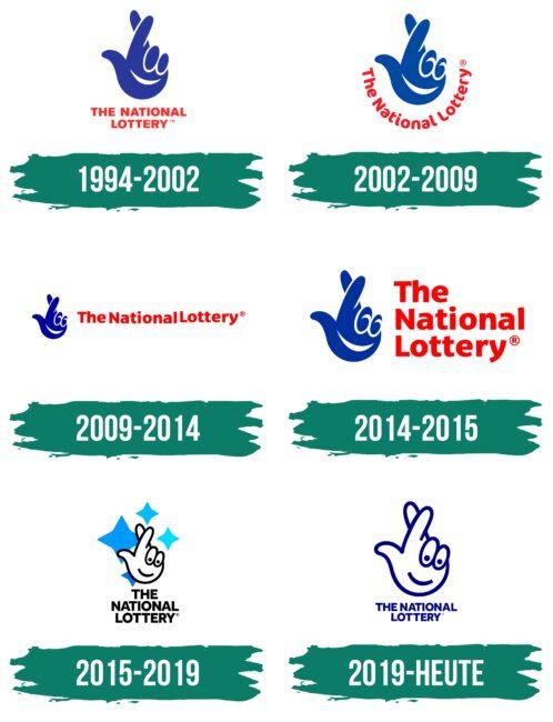 National Lottery Logo Geschichte
