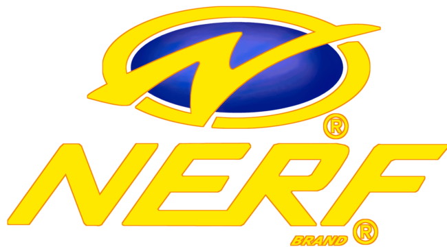 Nerf Logo 1998-2003