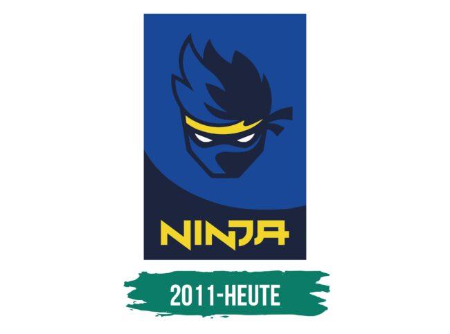 Ninja Logo Geschichte
