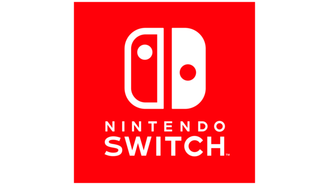 Nintendo Switch Logo 2017-heute