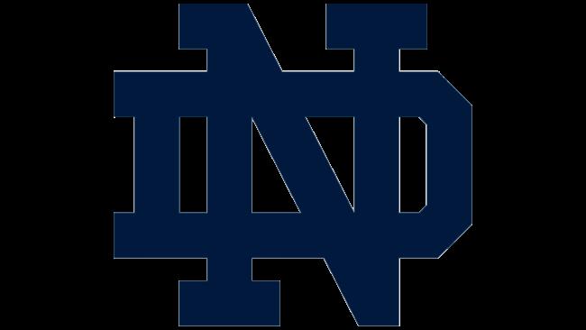 Notre Dame Logo Emblem