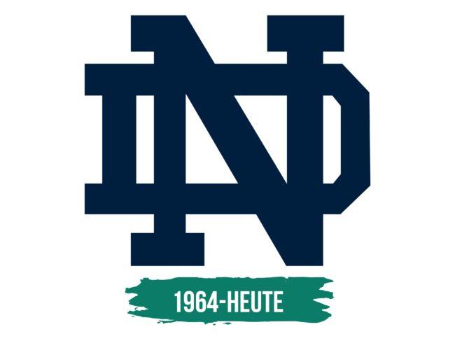 Notre Dame Logo Geschichte
