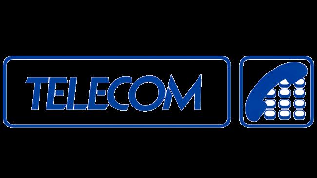 Postes et Télégraphes Logo 1987-1988
