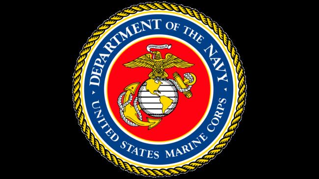 United States Marine Corps Logo 1775-heute