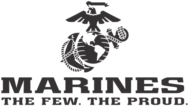 United States Marine Corps Logo 2003-heute