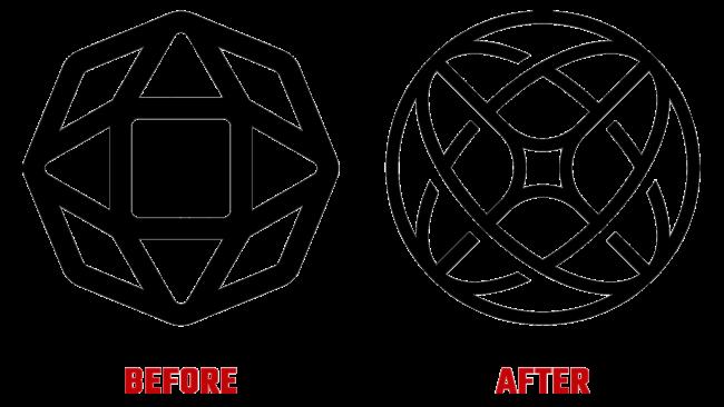 Exposure Vorher und Nachher Logo (Geschichte)