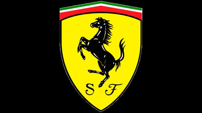 Ferrari (Scuderia) Logo 2018