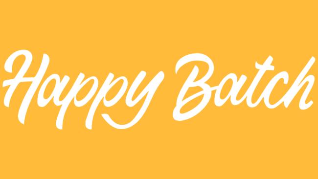Happy Batch Emblem