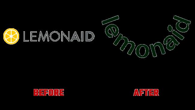 Lemonaid Health Vorher und Nachher Logo (Geschichte)