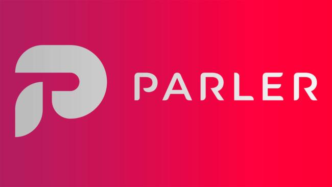 Parler Neues Logo